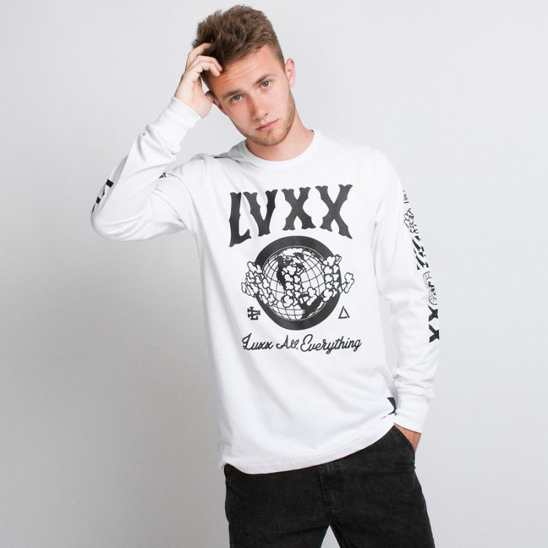 longsleeve streetwear LuxxAll