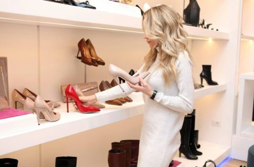 damskie buty