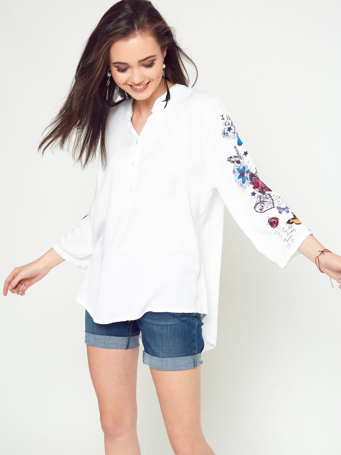 modne koszule damskie