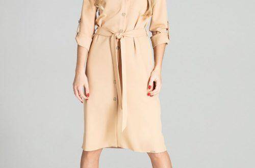 sukienka do pracy
