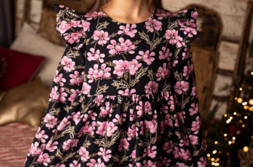 Oryginalne sukienki dziewczęce na co dzień