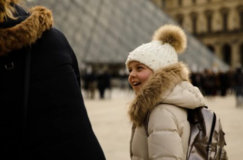 Zimowe akcesoria dla dziewczynek