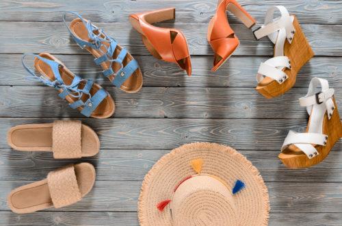 buty sandały dla kobiet