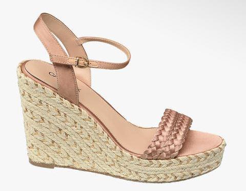 modne buty na koturnie