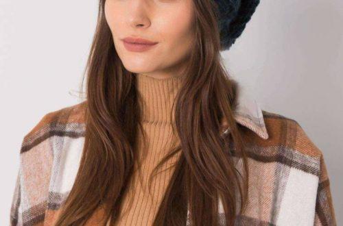 czapka damska zimowa